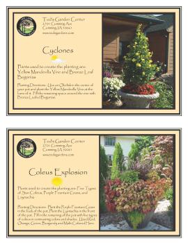 Container Garden Recipes by Ted Lare Des Moines