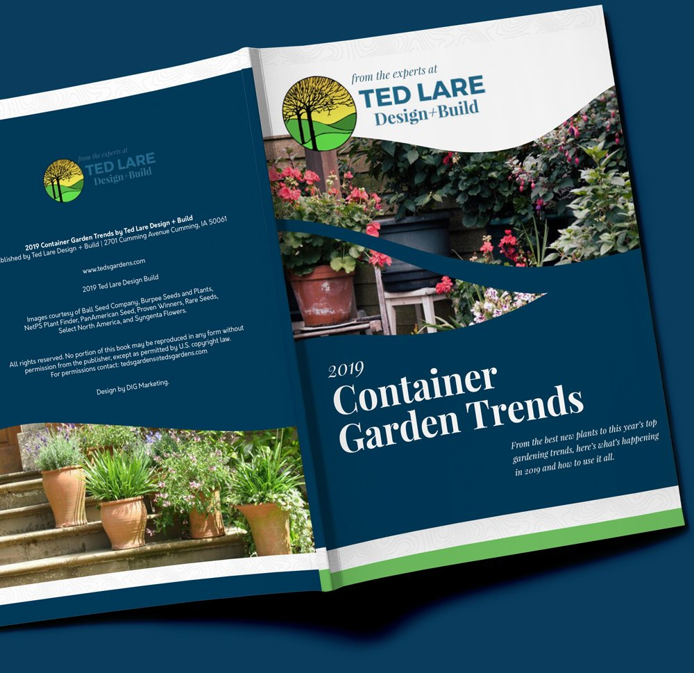 Ted Lare Container Gardening Trends eBook