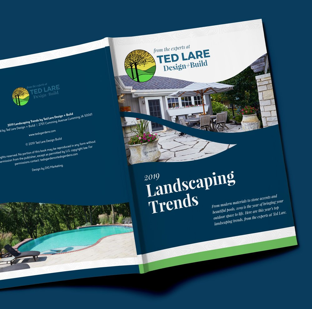 2019 Ted Lare Landscaping eBook