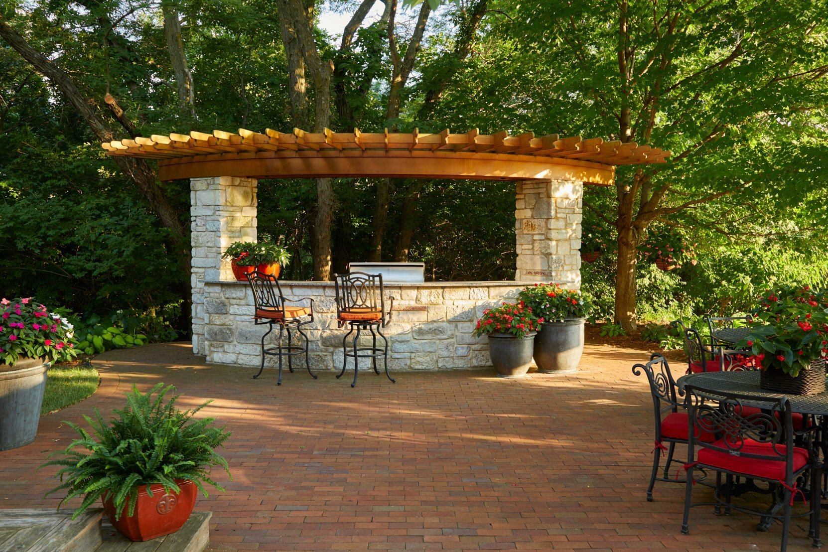 Outdoor Living Rooms Gallery Ted Lare Design Build