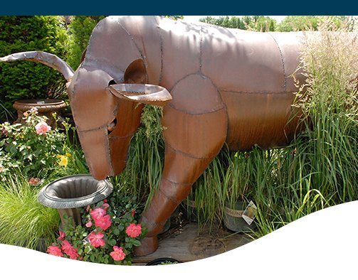 Art in the Garden - Ted Lare - Des Moines