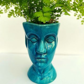 Ceramic Head Planter