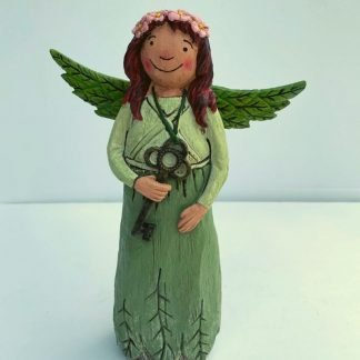 Garden Angel Key 8""