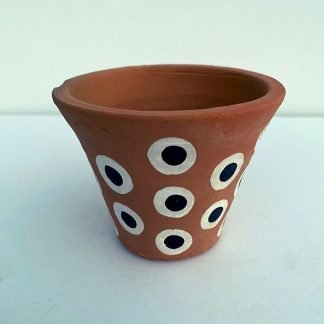Navajo Collection Polka Planter