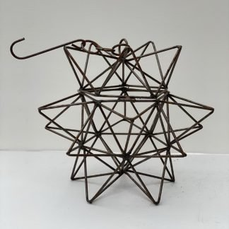 Wire Star Hanger
