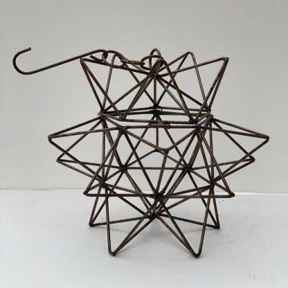 Wire Star Hanger