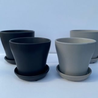 City Center Petits Pot w/Saucer