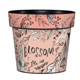 "Blossom 6"" Art Pot"
