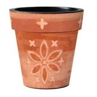 """Terra Flower 12"""" Pot"""