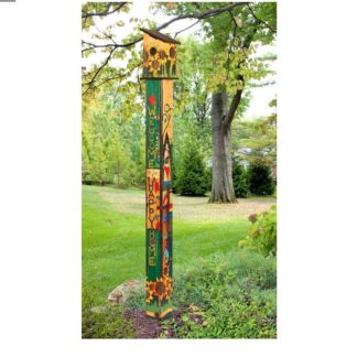 Sing Out Loud 6' Art Pole