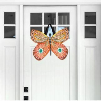Butterfly Blossoms Door Decor