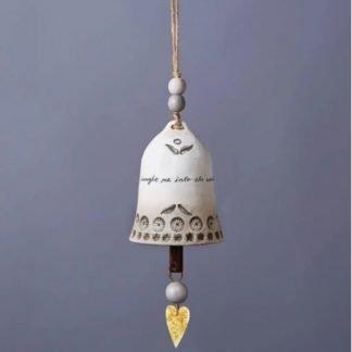 Mom Ceramic Bell