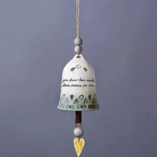 Grandma Ceramic Bell