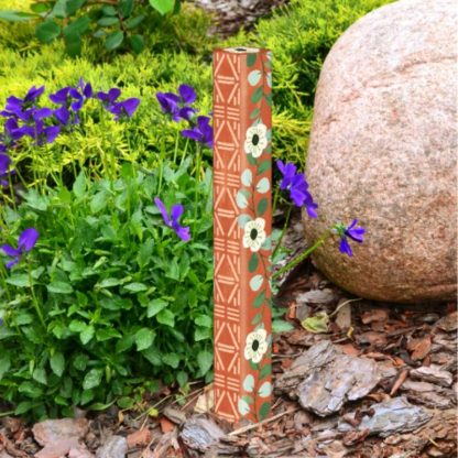 "Terra Flora 16"" Mini Art Pole"