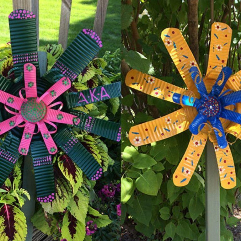 Flower Garden Art 08/07/21 10am