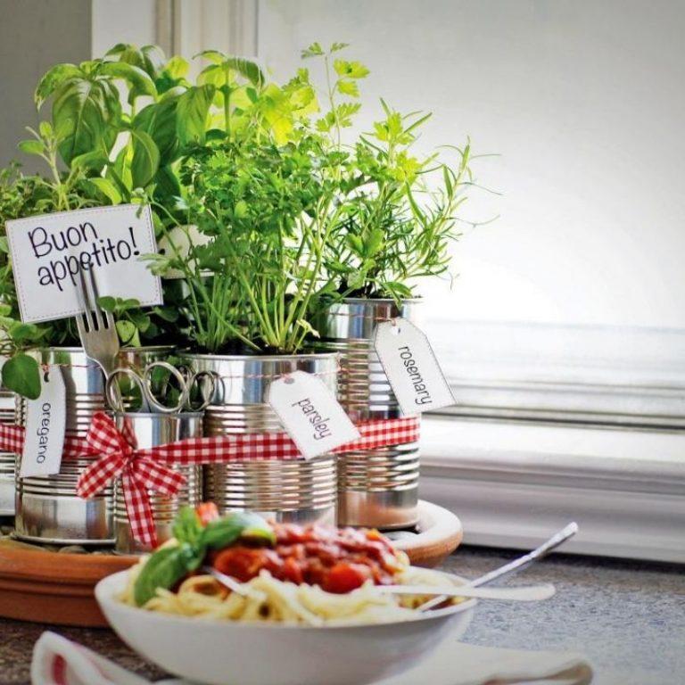 Indoor Herb Garden Workshop 10/16/21 1pm