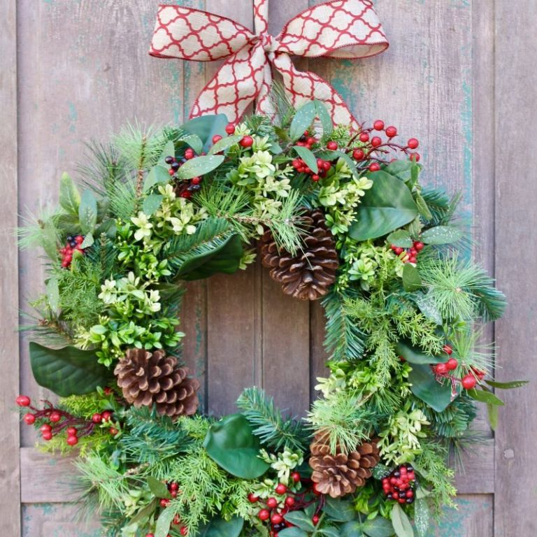 Private Central Iowa Women in Ag Festive Holiday Wreath 11/10/21 2 pm